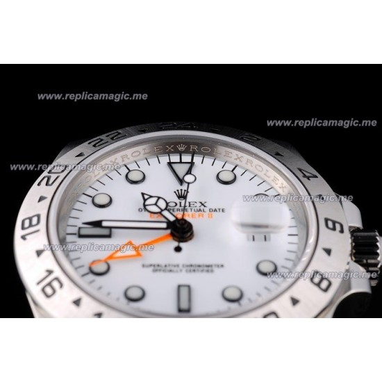 Replica Rolex Explorer Mens Automatic Brushed Stainless Steel Case RE006
