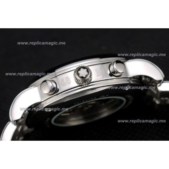 Replica MontBlanc Mens Automatic 42x51mm MB36