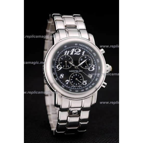 Replica MontBlanc Mens Automatic 48x38mm MB41