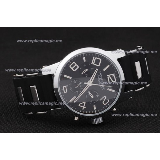 Replica MontBlanc Mens Automatic 50x43mm MB03
