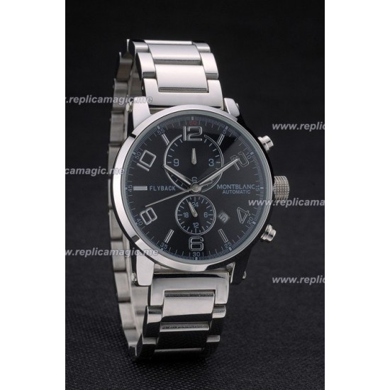 Replica MontBlanc Mens Automatic 50x43mm MB22