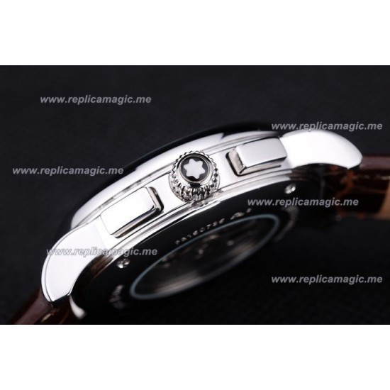 Replica MontBlanc Mens Automatic 53x43mm MB12