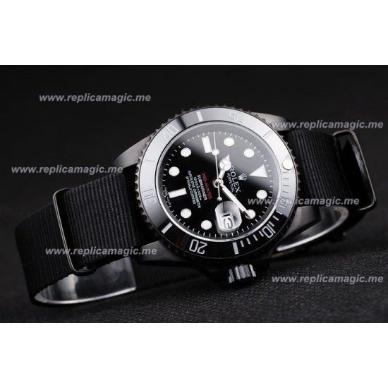 Replica Rolex Submariner Mens Automatic Stainless Steel RS005