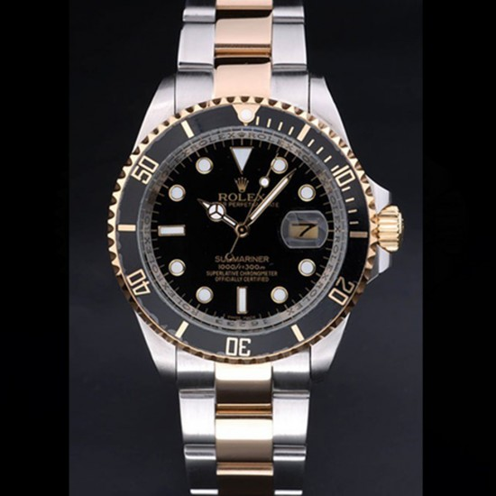 Replica Rolex Submariner Mens Automatic Case Size 47 x 41mm RS011