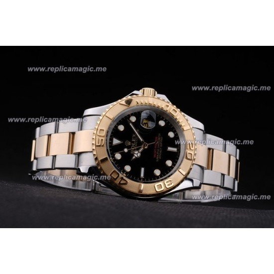 Replica Rolex Yachtmaster Mens Automatic Case Size 48 x 41mm RY002